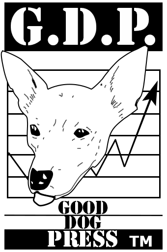 Good Dog Press logo